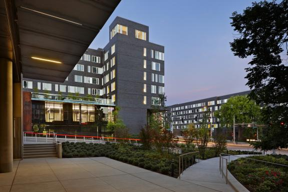 University of Washington West Campus